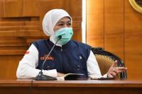 Khofifah Imbau Warga Jatim Tak Mudik saat Idul Fitri