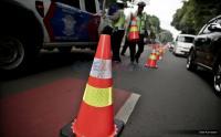 115 Ruas Jalan di Jatim Ditutup Secara Berkala usai Ditetapkan Physical Distanding