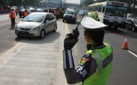 5 Jalan di Kota Semarang Ditutup, Polisi Siap Halau Warga