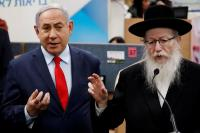 Menteri Kesehatan Israel Didiagnosis Positif COVID-19