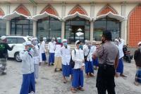 Pandemi Corona, 300 Santri Di-Screening saat Pulang ke Bali
