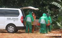 Jenazah Pasien Corona di Jayapura Dimakamkan di Lokasi Khusus