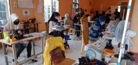 UMKM di Jambi Dilibatkan Produksi APD dan Masker untuk Tenaga Medis