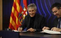 Penundaan Liga Spanyol karena Virus Corona Telah Untungkan Pelatih Barcelona