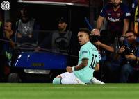 Barcelona Yakin Bisa Rekrut Lautaro Martinez