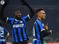 Legenda Inter Terpukau dengan Duet Lukaku-Lautaro