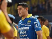 Ambisi Winger Persib Bandung saat Liga 1 2020 Kembali Digulirkan