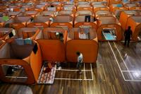 Pandemi Virus Corona, Malaysia Pasang Bilik Khusus untuk Gelandangan