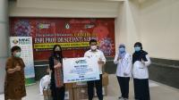 MNC Peduli Kembali Salurkan Bantuan untuk RSPI Sulianti Saroso & RS Hermina