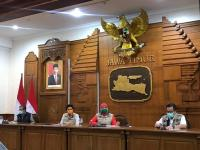 57 Orang di Jawa Timur Sembuh dari Covid-19