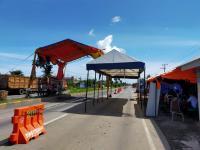 Lebaran Pertama, Arus Kendaraan Masuk ke Padang Sepi