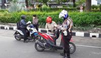 Pengetatan PSBB, Pengendara Berplat Nomor Sidoarjo Dilarang Masuk Surabaya
