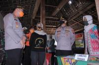 Kampung Tangguh, Upaya Warga Bersama TNI Polri Cegah Covid-19