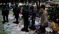 Pesta Miras di Malam Lebaran, Belasan Muda-mudi Diringkus Polisi