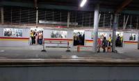 Malam Hari, Penumpang KRL Arah Jakarta Kota Terpantau Padat