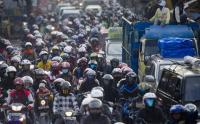 Sepeda Motor Jadi Hambatan New Normal Sektor Transportasi