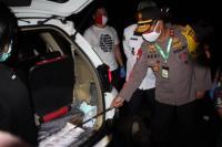Polda Kalteng Tangkap Bandar Sabu di Depan Kantor Kecamatan