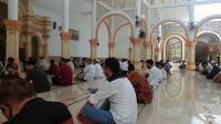 Jelang <i>New Normal</i>, Masjid Agung Pekalongan Gelar Sholat Jumat