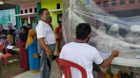 <i>Rapid Test</i> Ratusan Pedagang Pasar di Subang, 15 Orang Reaktif Covid-19