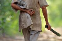 Pendeta India Penggal Kepala Pria Sebagai Persembahan untuk Akhiri Pandemi Covid-19