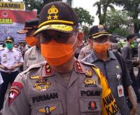 Usai Pemblokiran Jalan Jambi-Sarolangun, Kapolda Harap Warga Tak Terprovokasi