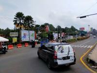 Sempat Padat, Lalin di Jalur Puncak Bogor Kembali Lancar Pagi Ini