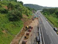 Tol Semarang-Solo Tertimbun Longsor, Jalur Ditutup