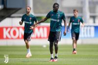 3 Pemain Juventus yang Sembuh dari Virus Corona Tak Alami Masalah Fisik