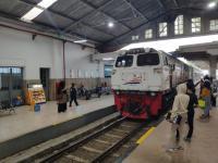Pembatalan Pengoperasian Kereta di Yogyakarta Diperpanjang hingga 30 Juni