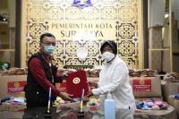 BIN Imbau Warga Surabaya Disiplin Protokol Kesehatan Covid-19