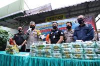 Nelayan Pemilik 30 Kg Sabu Ditembak Mati Lantaran Menyerang Polisi