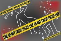 Serang Polisi Pakai Pisau, Pria Paruh Baya Ambruk Ditembak