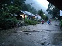 Banjir Bandang Terjang Kabupaten Agam, Sejumlah Warga Mengungsi
