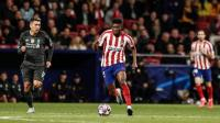 PSG Tertarik Boyong Thomas Partey dari Atletico Madrid
