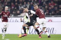 Hadapi Juventus di Semifinal Coppa Italia 2019-2020, Milan Siapkan 2 Formasi
