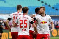Gabung Chelsea Awal Juli 2020, Timo Werner Absen Bela RB Leipzig di Liga Champions 2019-2020