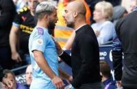 Guardiola Khawatir Cedera Aguero Akan Pengaruhi Performa Man City di Liga Champions
