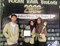 Ubah Kotoran Kambing Jadi Briket Biomassa, Mahasiswa UGM Juarai Karya Tulis Ilmiah