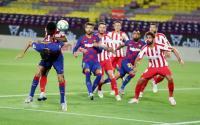 Barcelona Lempar Handuk dalam Perebutan Gelar Juara Liga Spanyol?