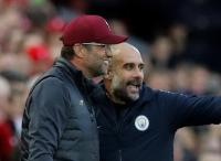 Rekor Pertemuan Guardiola dan Klopp di Laga Man City vs Liverpool