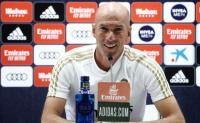 Jelang Madrid vs Getafe, Zidane Ingin Skuadnya Tetap Kerja Keras