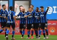 Inter vs Brescia, Conte Puas Raih Kemenangan Telak 6-0