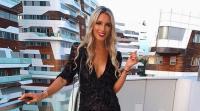 Agustina Gandolfo, Model Argentina yang Bikin Lautaro Bertekuk Lutut