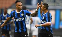 Tampil Apik di Laga Inter vs Brescia, Alexis Sanchez Disanjung Conte