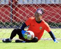 Gairah Kiper Bhayangkara FC Sambut Kelanjutan Liga 1 2020