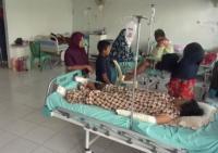 Tabung Gas 3 Kg Meledak, Satu Keluarga di Sumut Terbakar
