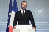 Perdana Menteri Prancis Edouard Philippe Mengundurkan Diri, Alasannya Masih Misteri