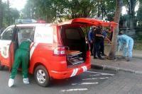 Seorang PNS Bali Ditemukan Tewas di Got
