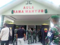 Hormati Anggota TNI yang Gugur di Kongo, Aula Ini Diberi Nama Rama Wahyudi