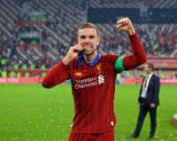 Jordan Henderson Sangat Penting untuk Liverpool